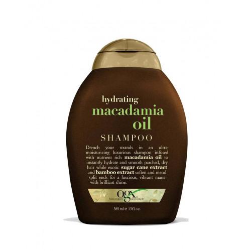 OGX Macadamia Oil shampoo