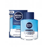 Nivea 2 Phase After shave Lotion Protect & Care