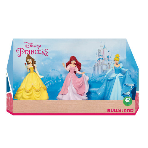 Bullyland WD Prinsess Delux 3-pack
