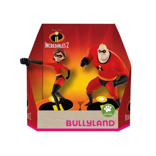 Bullyland WD Superhjältarna 2, 2 -pack