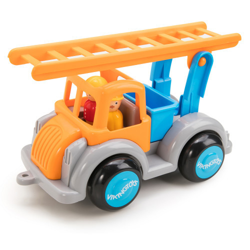 VikingToys Jumbo Fire Truck Fun Colour