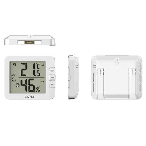 Capidi Termo Hygrometer inkl sändare