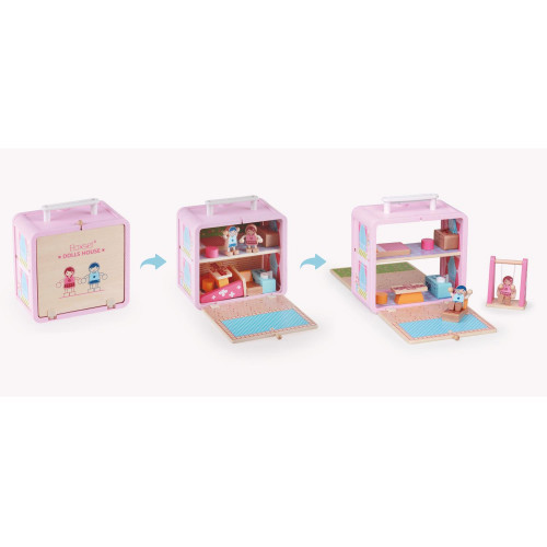 Udeas Boxset Doll House