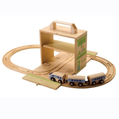Udeas Boxset Tåg