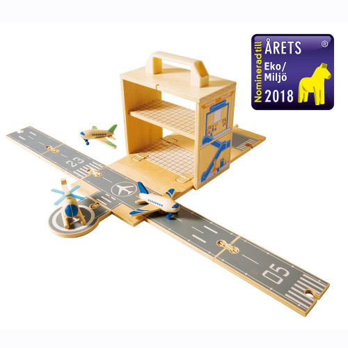 Udeas Boxset Flygplats