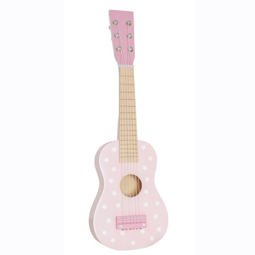 Jabadabado Gitarr rosa