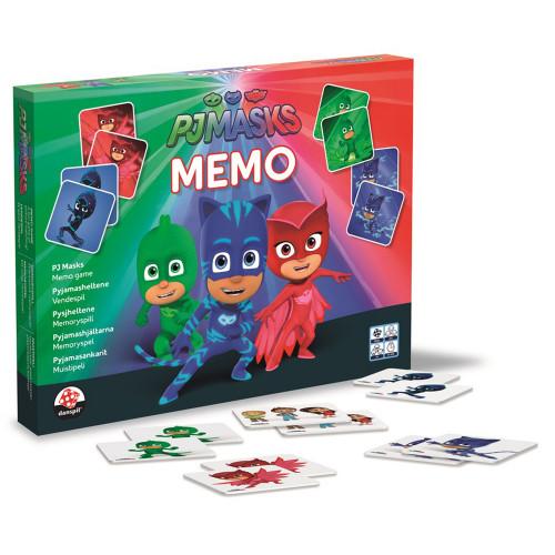 Danspill PJ Masks Memo Game