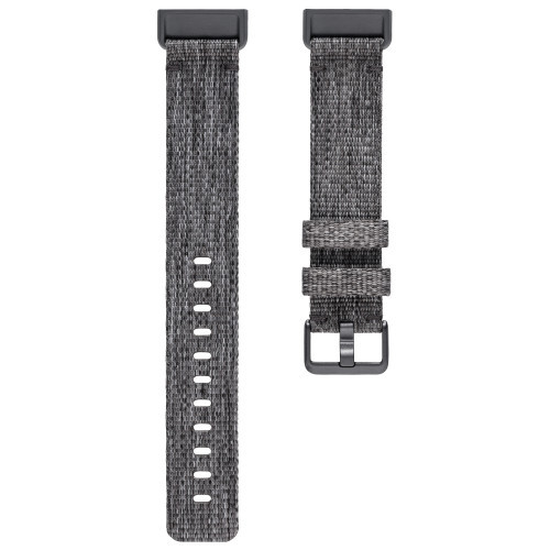 Fitbit Charge 3 Armband Charcoal S