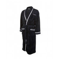 Lord Nelson Luxury Robe Svart S/M