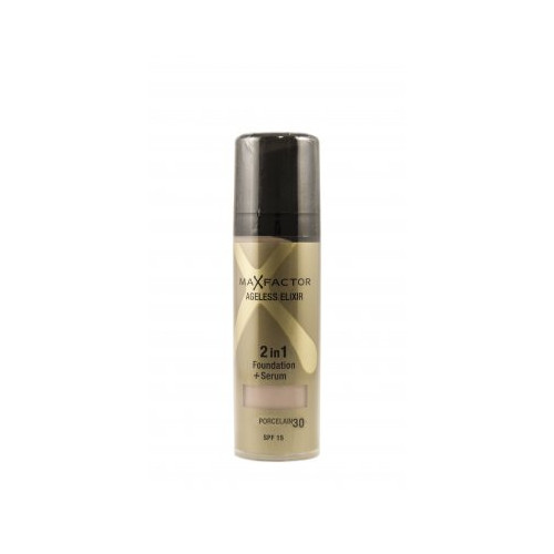 Max Factor Ageless Elixir Foundation SPF15  30 Porcelain