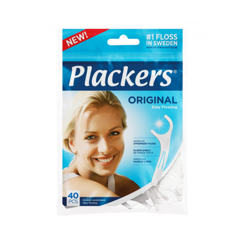 Plackers Original 40st