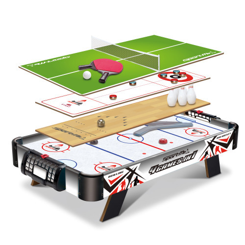 SportMe Bordspel 4 i ett
