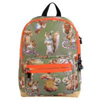Pick & Pack Backpack squirrel green