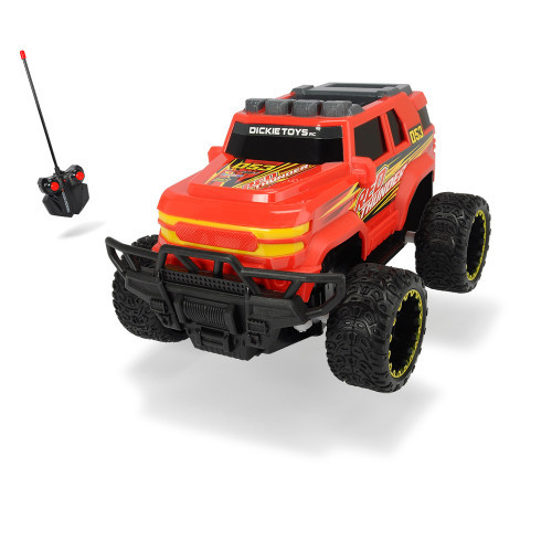 Dickie Dickie RC Red Thunder RTR