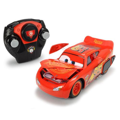 Disney Cars Radiostyrd bil Blixten