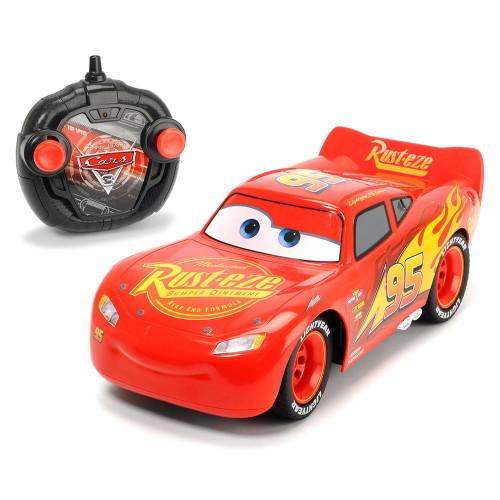 Disney Cars Radiostyd bil - Blixten