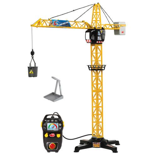 Dickie Byggkran- Giant Crane 100 cm