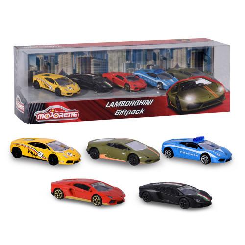 Majorette Majorette Lamborghini 5 pcs