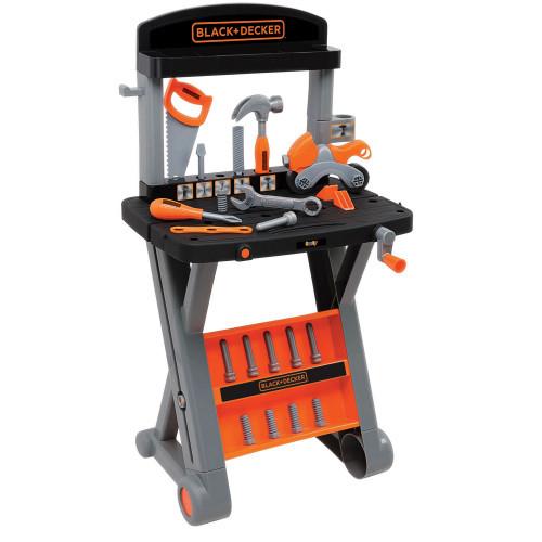 Black & Decker Arbetsbänk med 15 verktyg