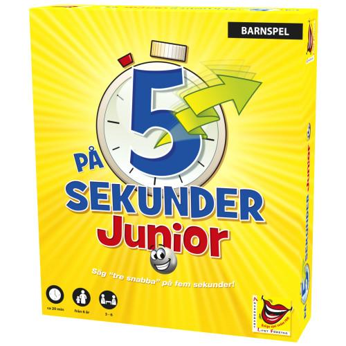 Alf På 5 Sekunder Junior