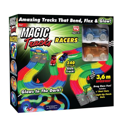 Magic Tracks Racer Set Lift