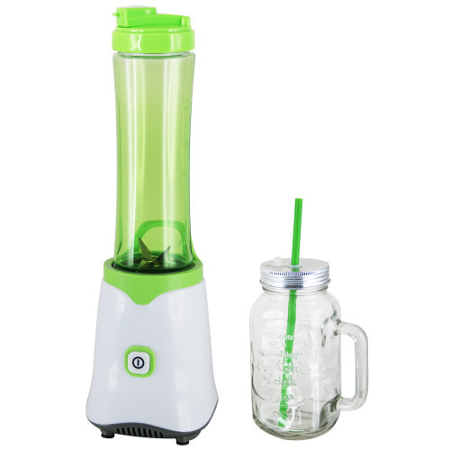 Emerio Blender to go med 2 bägare