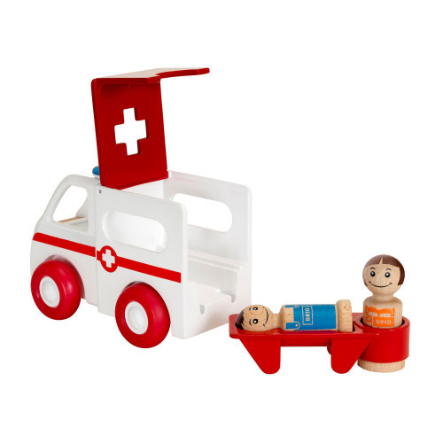 Brio 30381 Light & Sound Ambulans