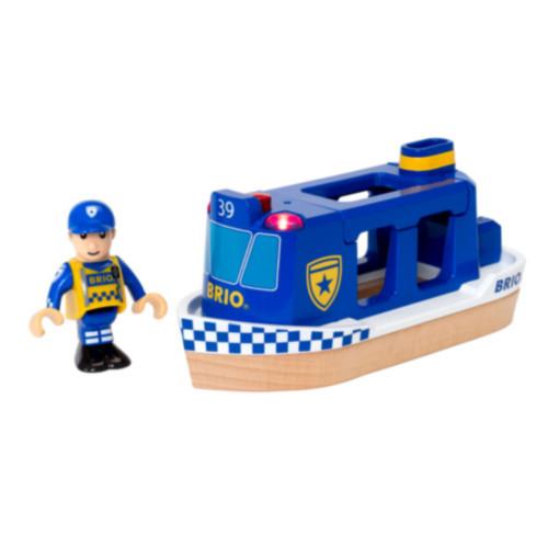 Brio 33820 Polisbåt
