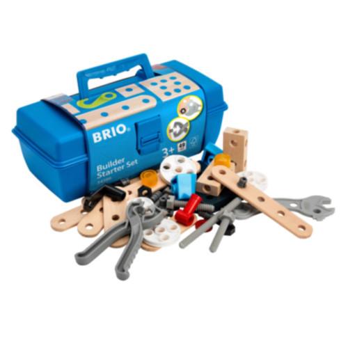 Brio 34586 Byggsats För Nybörjare