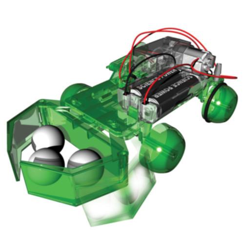 Alga Robot Bollsamlare
