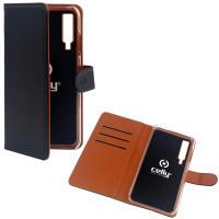 Celly Wallet Case Galaxy A7 2018 Sv
