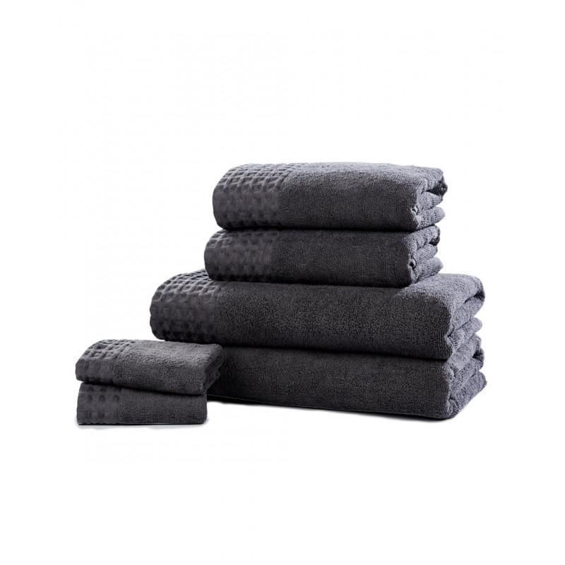 Home Handduksset Charcoal Retreat