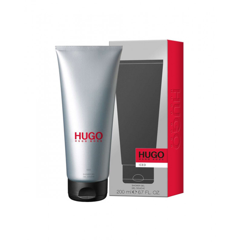 Hugo Boss For Men Iced Shower Gel