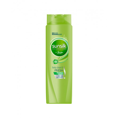 Sunsilk Lively & Fresh Schampo