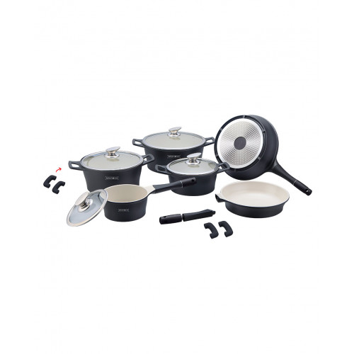 Royalty Line Ceramic Cookware Set