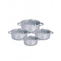 Royalty Line Stainless Steel Pots Set