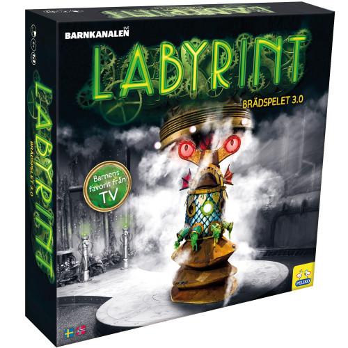 Peliko Labyrint Brädspel 3.0