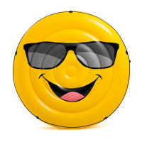 Intex Cool Guy Emoji Island