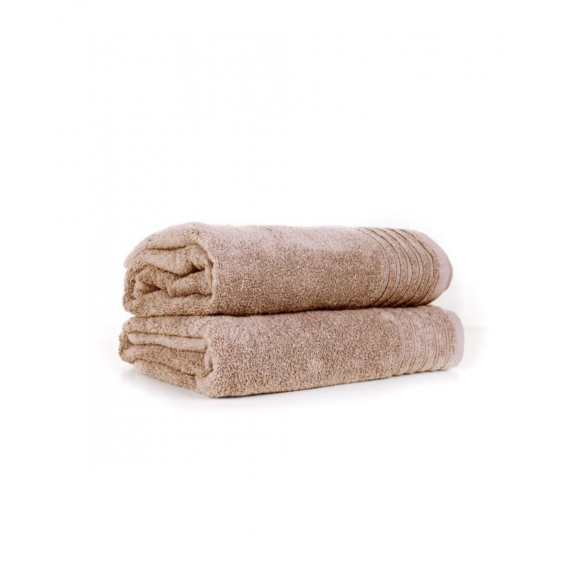 Home Handduksset Taupe Bath