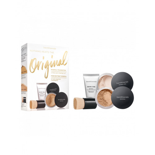 Bare Minerals Original Mineral Foundation Startkit Medium Tan