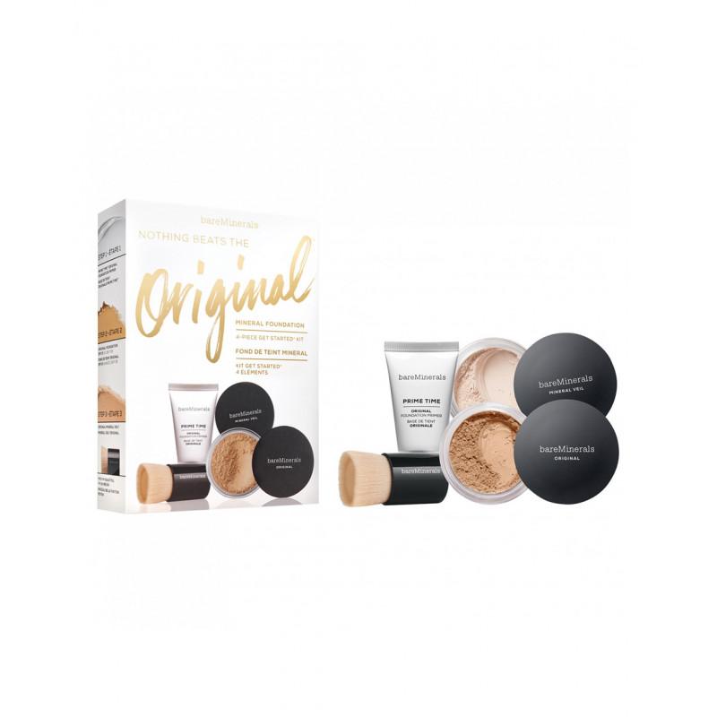 Bare Minerals Original Mineral Foundation Startkit Medium Tan