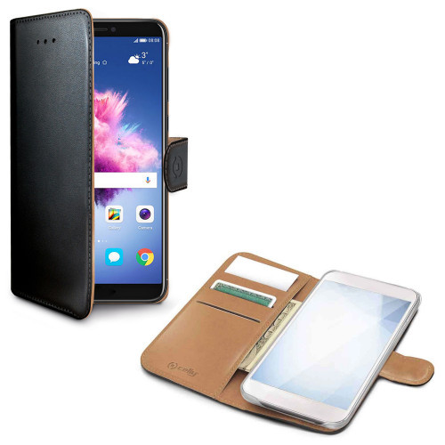 Celly Wallet Case Huawei P Smart Sv