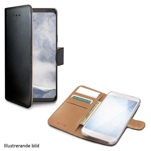 Celly Wallet Case Galaxy S10 Sv/be