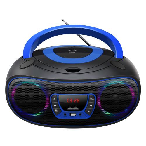 Denver CD Boombox med FM/USB/BT