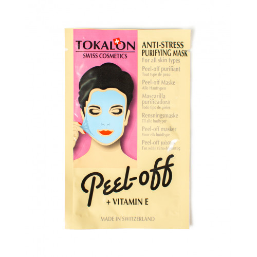 Tokalon Peel-Off Ansiktsmask 15 ml