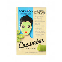 Tokalon Cucumber + vitamin E Ansiktsmask