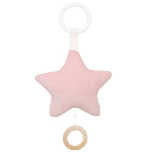 Jabadabado Speldosa stjärna rosa