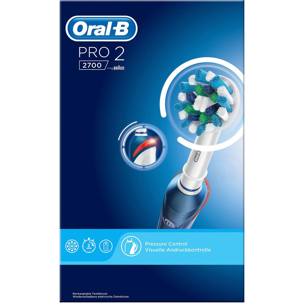 Köp Oral B Eltandborste PRO2700 på buyersclub.se d3895988730d0