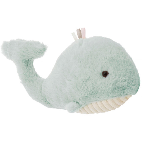 Teddykompaniet Ocean Pals Val Turkos