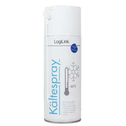 LogiLink Kylspray 400 ml